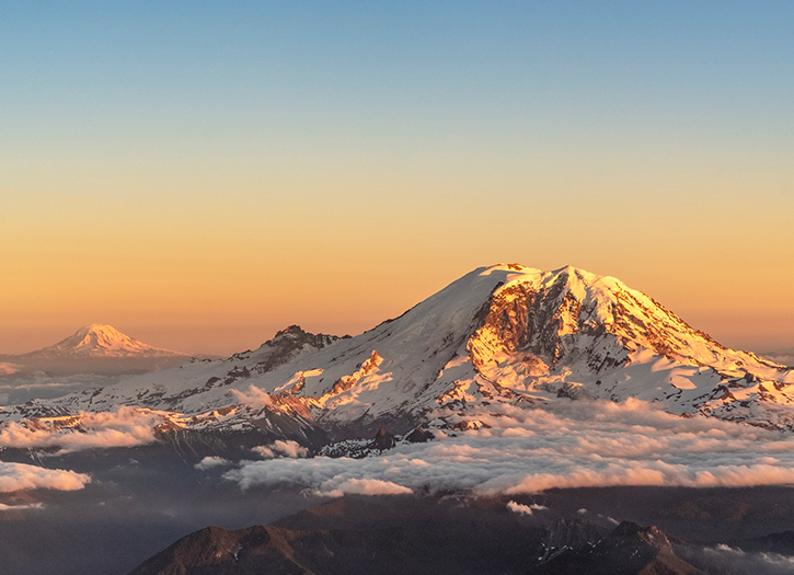 Seattle's mild climate and stunning location make it one of the most livable cities in the US.